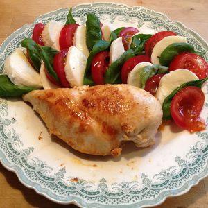 Pechuga Grande Pollo Cocido