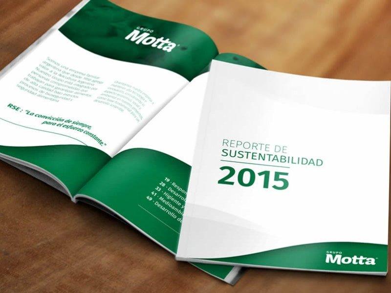 Pollo Cocido - Grupo Motta Reporte de sustentabilidad 2015