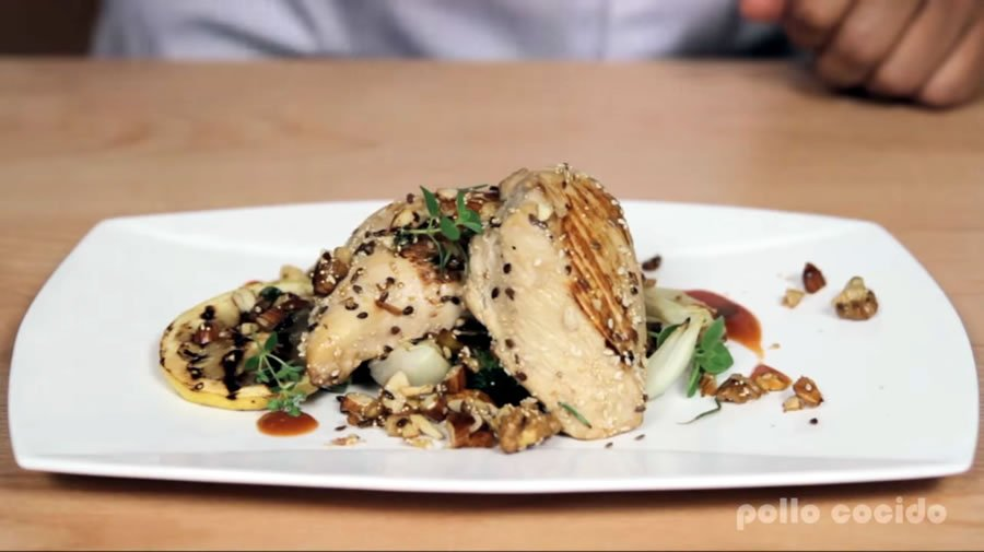 Resolve el tema del Pollo en tu restaurante