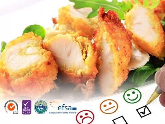 Los estándares de Calidad en los Alimentos