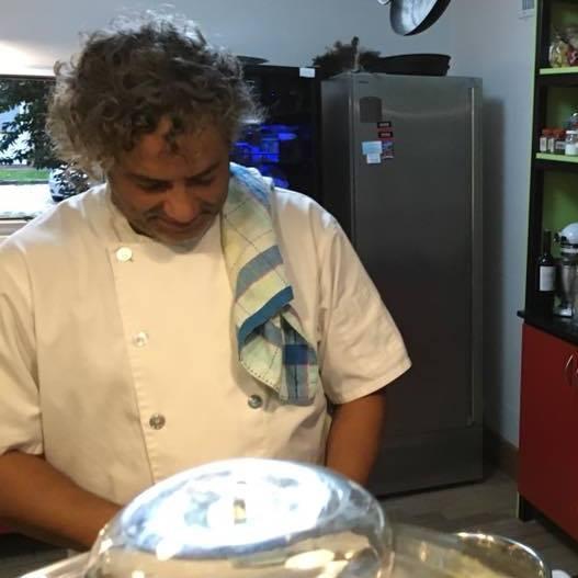 Luciano López Fuente Chef eficiente