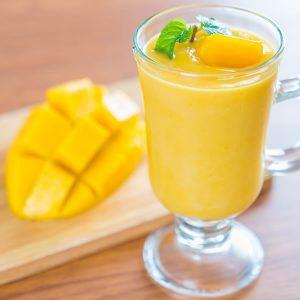 Mango en cubos 15x5mm, congelado IQF 10x1Kg