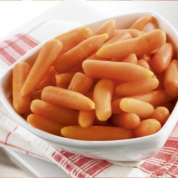 Zanahoria Baby Congeladas IQF